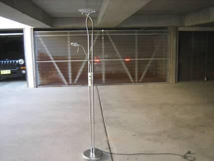 Floor lamp, H= 1,.8m.