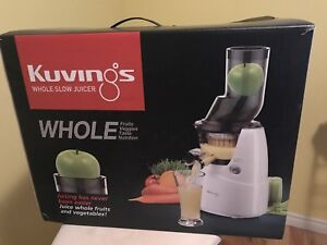 Kuvings  whole juicer B6000W series