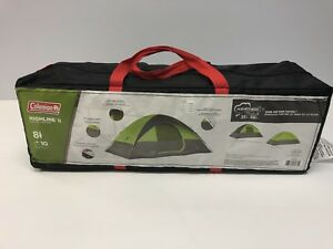 New Coleman 8-Person Tent