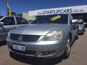 2005 MITSUBISHI 380 SEDAN AUTOMATIC FULL LEATHER! Victoria Park Victoria Park Area Preview