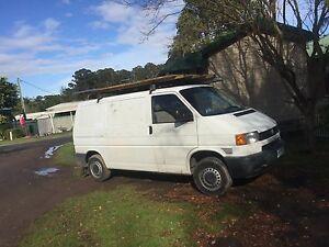 2000 Volkswagen Transporter Van/Minivan Vineyard Hawkesbury Area Preview