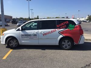 Dodge Grand Caravan 2013 Stow N Go