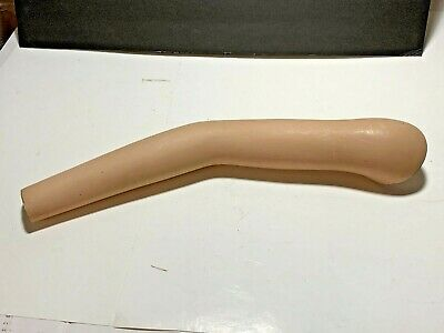 Vintage Mannequin Right Arm No Hand Display Use Decor Crafts