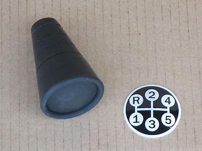 Transmission Shifter Knob W Insert For Ih International Trans 686 Farmall 544