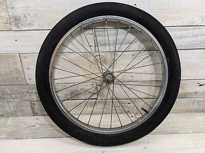 NEW Bicycle DURO Tire Duro 700 x 20c Black//Gum Side Wall Color Slick Cycling