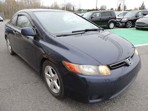 2007 Honda Civic LX/ 79 831 KM / AIR CLIMATISE