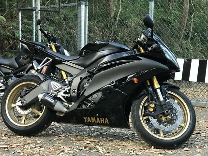 2009 Yamaha R6 Varsity Lakes Gold Coast South Preview