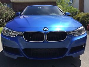 2014 BMW 335i with M package