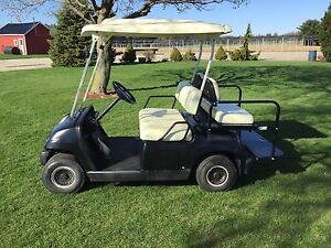 2003 Yamaha G22 Gas Powered Golf Cart
