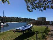 dinghy/boat trailer in excellent condition (rego until Nov 2019) Mosman Mosman Area Preview