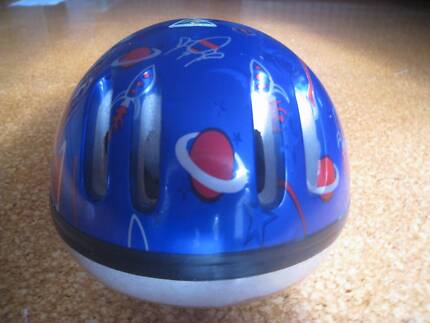 XS-S kids helmet - pristine condition, enjoy a galactic ride