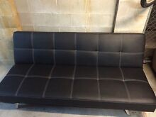 Futon, 2 seater couch & coffee table Caringbah Sutherland Area Preview