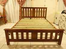 SOLID WOODEN QUEEN SIZE BED FRAME FREE DELIVERY Pagewood Botany Bay Area Preview