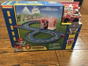 Paw patrol track and truck