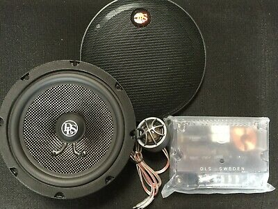 DLS RCS 6.2 2-Wege Lautsprechersystem - 90/180 Watt - neu