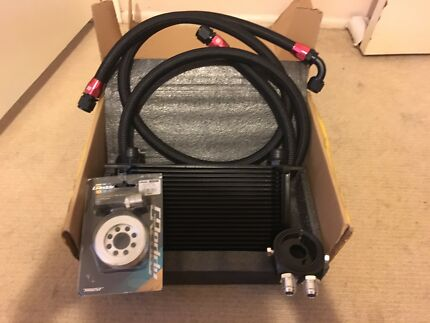 Brand new oil cooler kit