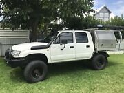 2001 3 litre turbo hilux Fennell Bay Lake Macquarie Area Preview