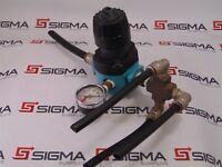 Image Wilkerson R16-03-000A K97 Air Pressure Regulator w/ Pressure Gauge 0-160 PSI