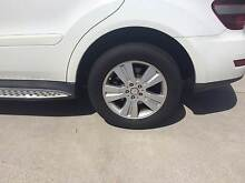 "Mercedes ML-Series Wagon 18"" Alloy rims and Pirelli tyres Cleveland Redland Area Preview"