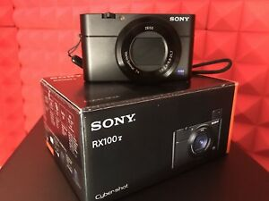 BRAND NEW Sony RX100 Mk V Digital Camera
