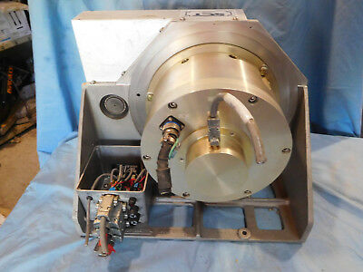 Kollmorgen Inland Motor Qtr-6402-a Direct Drive Dc Motor