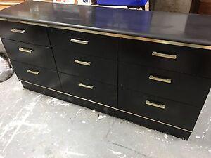 Black dresser for sale