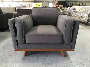SALE - ROWLEY ARMCHAIR WAS $499 NOW ONLY $350 Eumemmerring Casey Area Preview