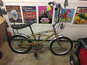 Vintage CCM Mustang Banana Seat 3 spd Bicycle