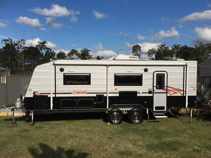 2015 Concept Semi Off road 24ft New Beith Logan Area Preview