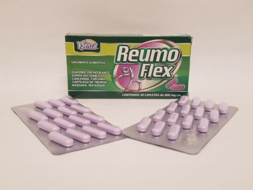 REUMOFLEX REUMO FLEX RELIEVE Joint Pain Arthritis & CIATICA PAIN ARTICULACIONES 2