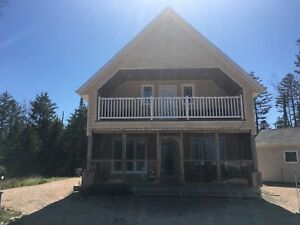 Gorgeous home for rent between Oct-April in East Dalhousie