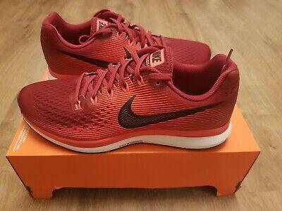 New Nike Air Zoom Pegasus 34 Mens Trainers - 880555-603 - Size UK 7.5 - RRP £100
