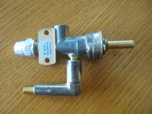 NEW Teddington TESA2394/13L Flame Safety Gas Brass Control Valve