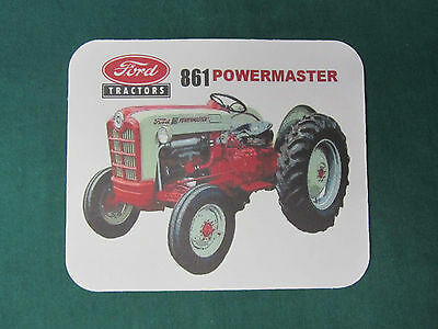 Ford 861 Tractor Mouse Pad