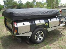Off Road Camper Trailer Desert Edge Oasis Deluxe Idalia Townsville City Preview