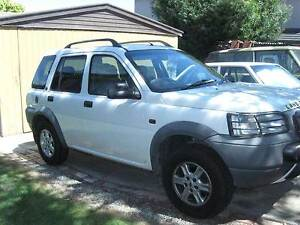 2001 Land Rover Freelander Wagon Mount Waverley Monash Area Preview