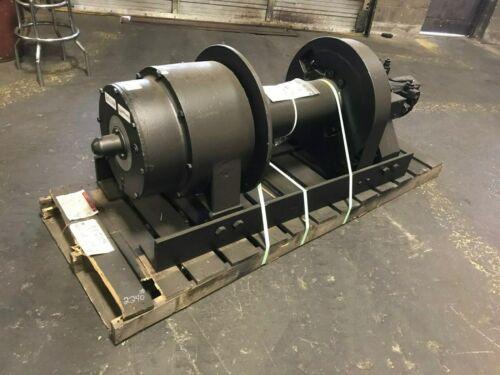 Tulsa Rufnek Winch 130,000 lbs Line Pull, Planetary New RN130P-HRX0A2