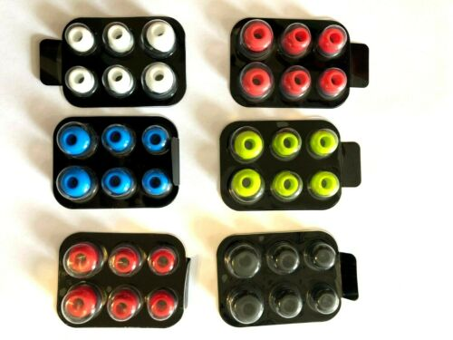 Beats Replacement Ear Buds Tips For Powerbeats 2 / 3 / urBeats Wired / Wireless