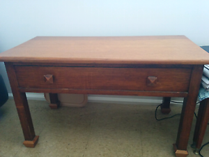 Piano stool / side table / coffee table with large draw Peakhurst Hurstville Area Preview