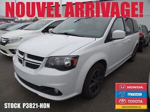 2017 Dodge Grand Caravan GT+GARANTIE+CAMERA+REG. VITESSE+BLUETOO