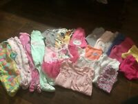 Girls 6-9 month clothing lot
