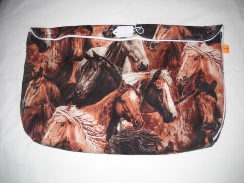 Breyer extended pony pocket pouch traditional classic custom model horse fabric