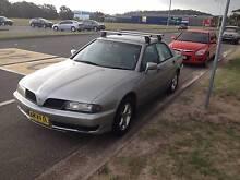 2000 Mitsubishi Magna Sedan Nelson Bay Port Stephens Area Preview