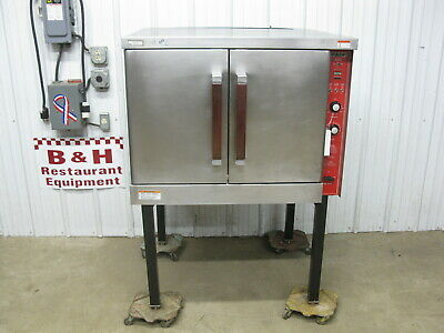 Vulcan Hart Propane Lp Gas Full Size Bakery Convection Oven Gco4s