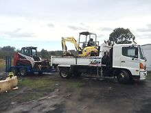 Excavator,Positrack,12m tipper hire  Jindalee Brisbane South West Preview