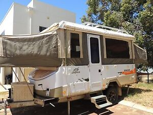 2012 Jayco Swan Outback - ready for new adventures Dunsborough Busselton Area Preview