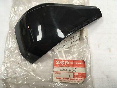 NOS Genuine Suzuk AE50 Right Rear Indicator Lens Cover 35657-36C00