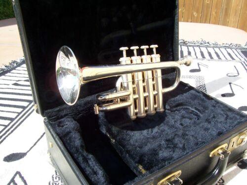 Getzen Eterna 940S Piccolo Trumpet