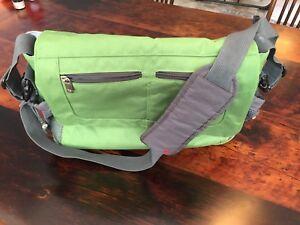 Skip Hop Messenger Diaper Bag