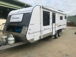 REGENT BRENTWOOD 25ft with AIR CON Tinana Fraser Coast Preview